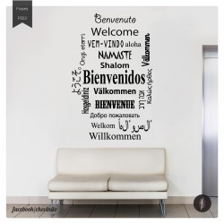 Vinilo Decorativo Laundry