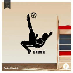 Vinilos Decorativos / Futbol2