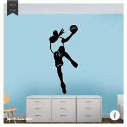 Vinilos Decorativos / Basket1