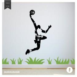 Vinilos Decorativos / Basket2