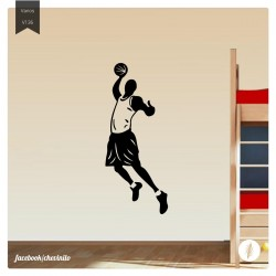 Vinilos Decorativos / Basket3