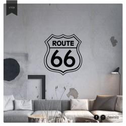 Vinilos Decorativos / Route 66