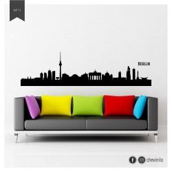 Vinilo Skyline Berlin