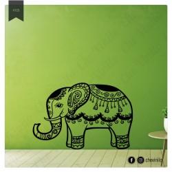 Vinilo Decorativo Elefante...