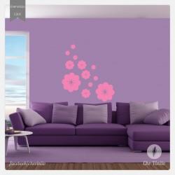 Vinilo Flores 1