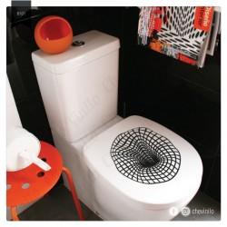 Vinilos Decorativos - Baño 3D