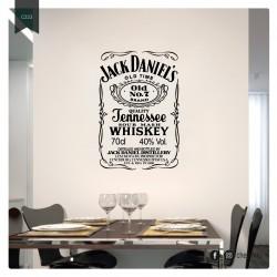 Vinilo Jack Daniels