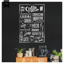 Vinilo Coffee