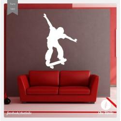 Vinilos Decorativos Skater