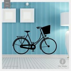 Vinilo Decorativo Bici