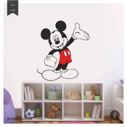 Vinilo Decorativo - Mickey