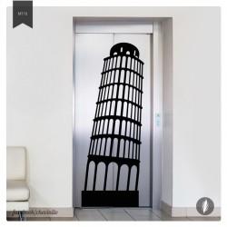 Vinilo Torre Pisa