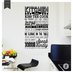 Vinilo Decorativo Kitchen