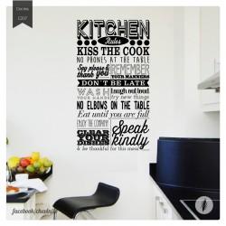 Vinilo Decorativo Kitchen