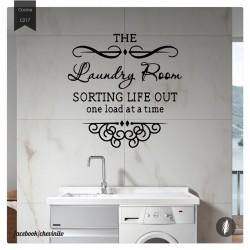 Vinilo Laundry Room